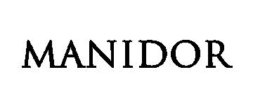 Manidor
